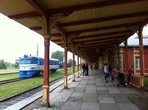 Haapsalun rautatieasema