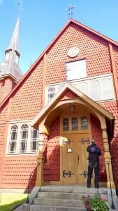 Kopparbergin kirkko