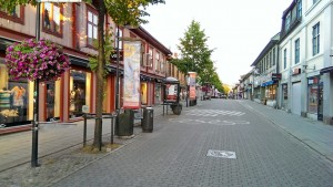Lillehammerin kävelykatu