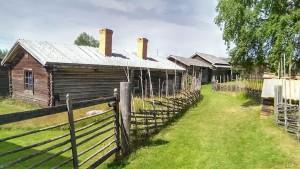 Gammelstan i Norrboda, Rättvik