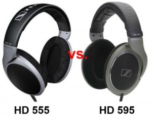 Sennheiser-HD555-vs-HD595